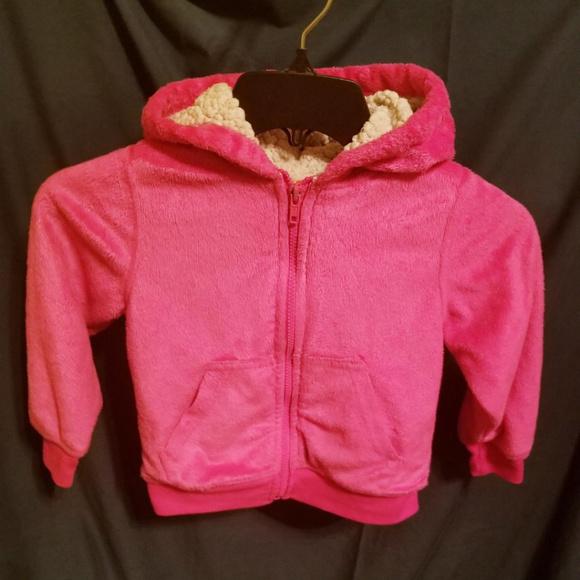 160eca971 Healthtex 🌷🐎🐕 Pink Jacket